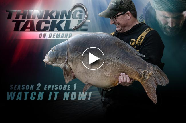 Thinking Tackle OD Season 2 Episode 1
