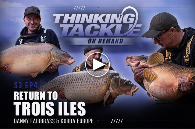 THINKING TACKLE ON DEMAND S3