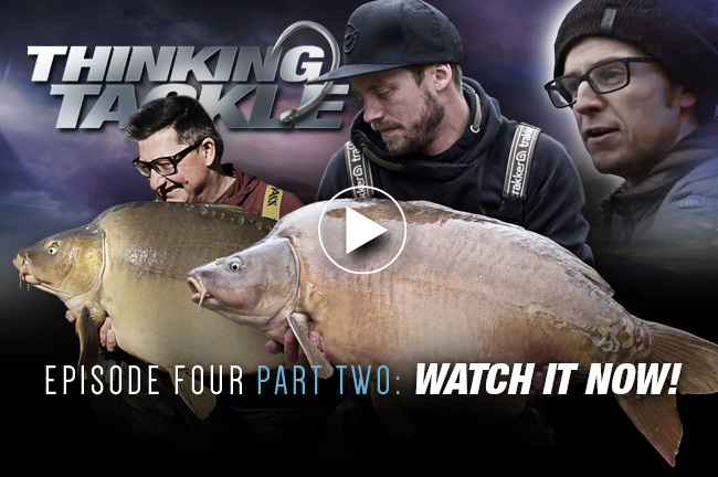 THINKING TACKLE ONLINE 4 PART 2