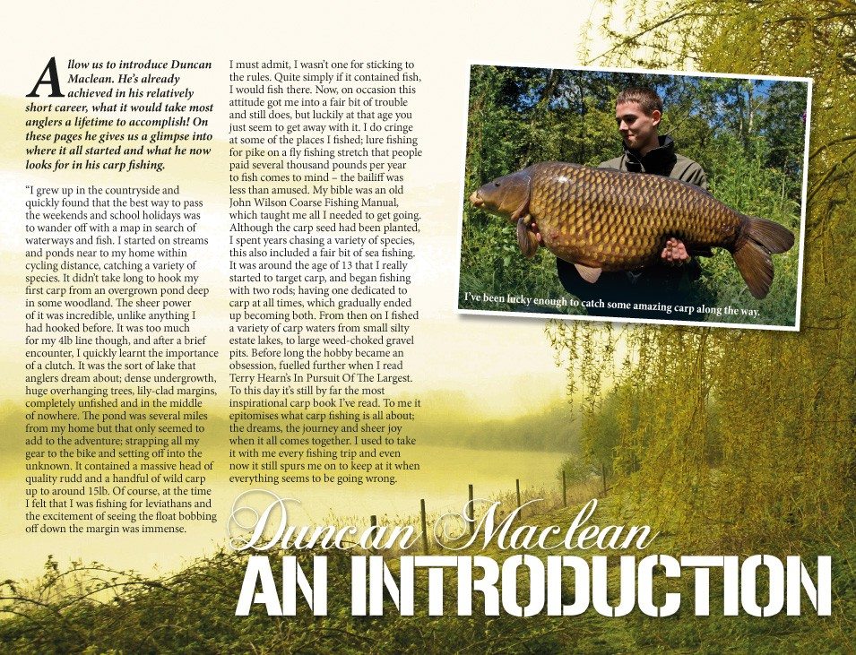 Duncan Maclean an Introduction