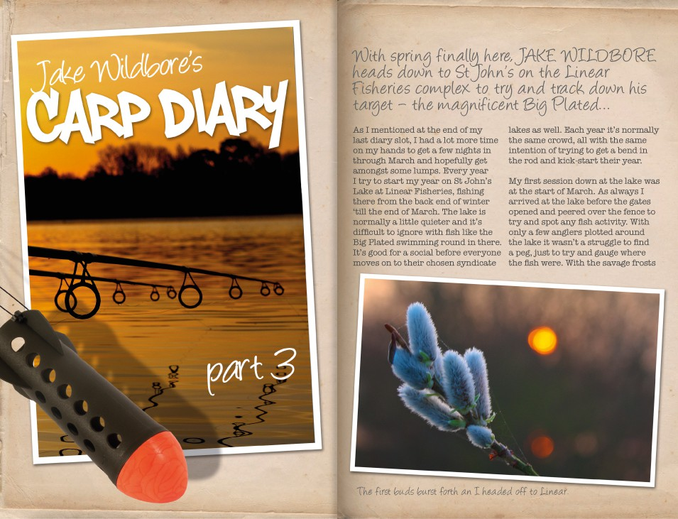 Jake Wildbore's Diary - Part 3