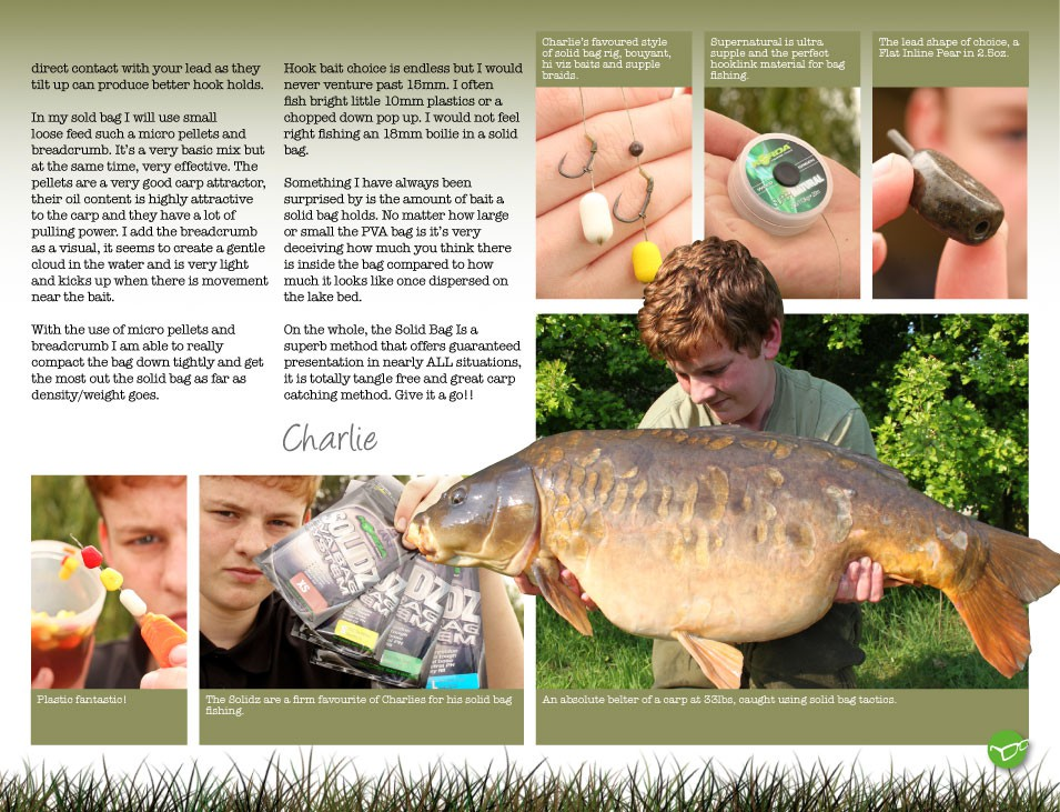 Catch On PVA Bags - Charlie Bonnet