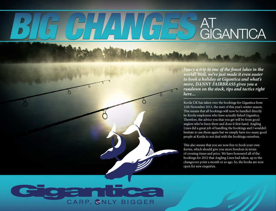 Big Changes At Gigantica - Danny Fairbrass