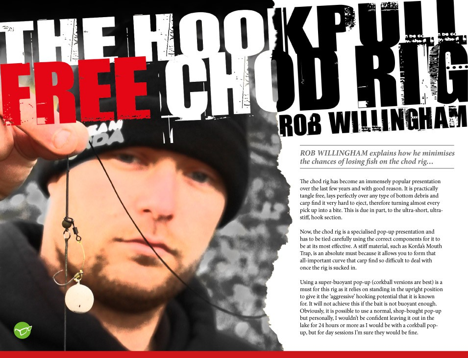 Reduce Hook Pulls - Rob Willingham