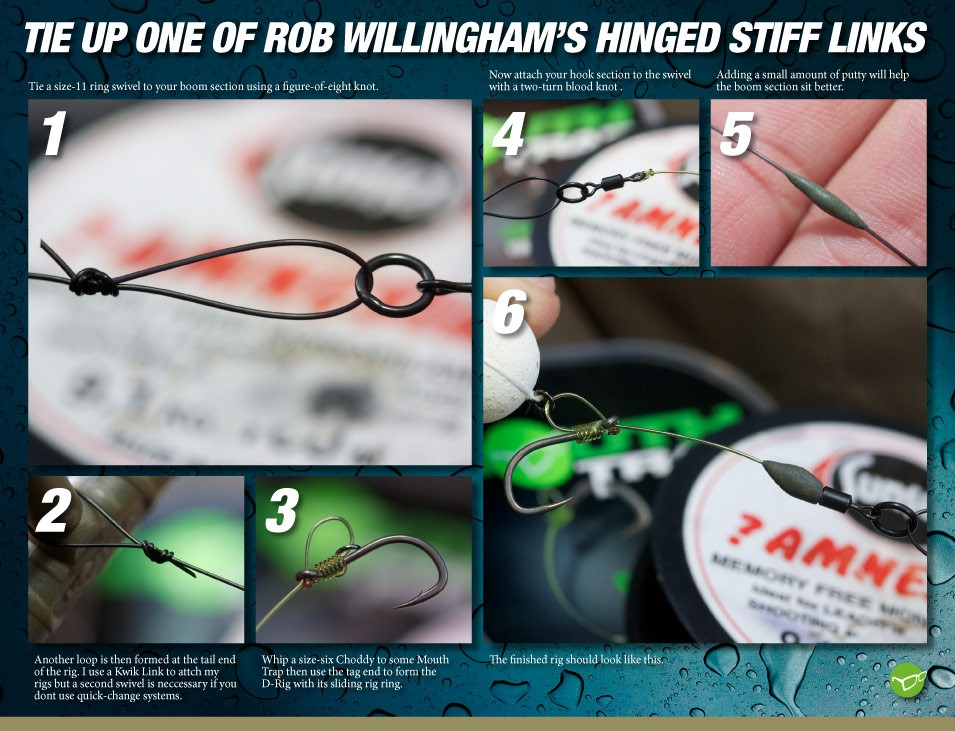 Tie the Perfect Hinged Stiff Rig - Rob Willingham
