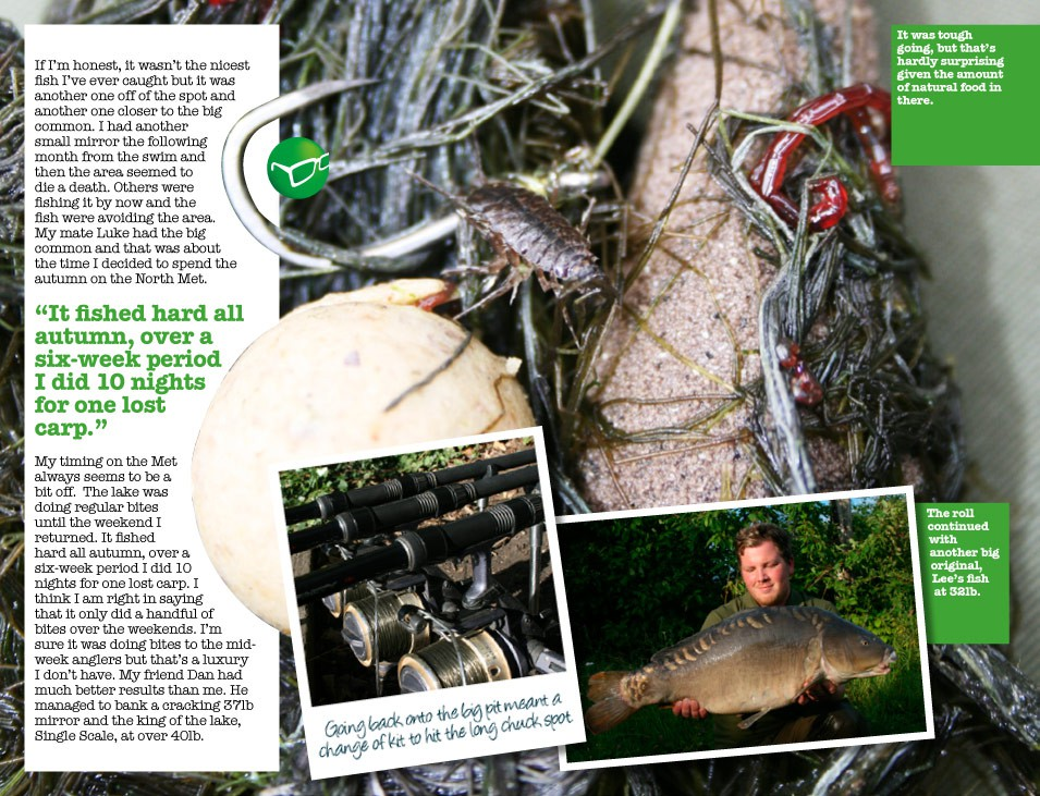 Richie Lofthouse's Carp Diary - Part Six