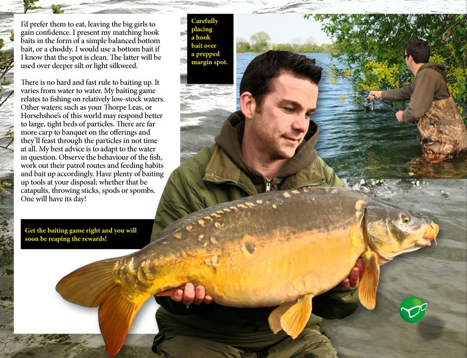 Baiting Tips - Mark Bryant