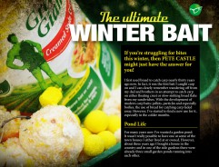 The Ultimate Winter Bait? - Pete Castle