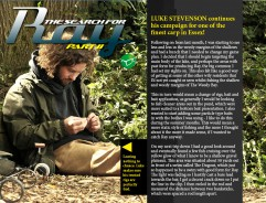 The Search For Ray Part 2 - Luke Stevenson