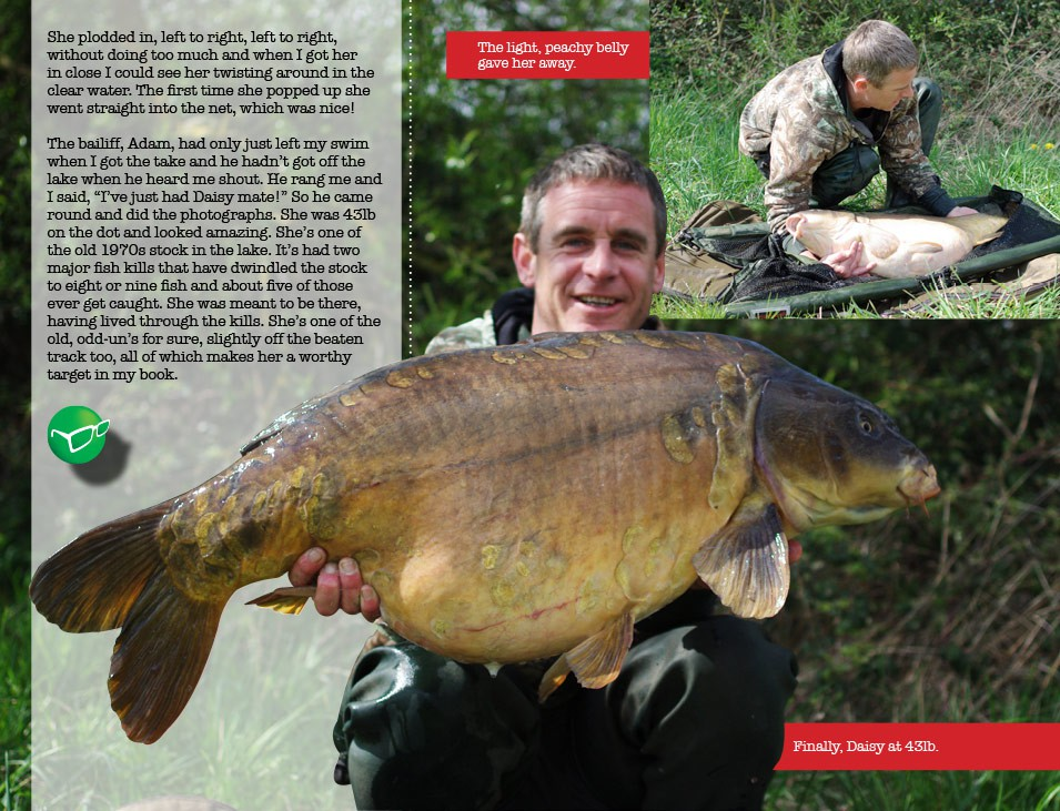 The Big-Carp Files - Simon Bater
