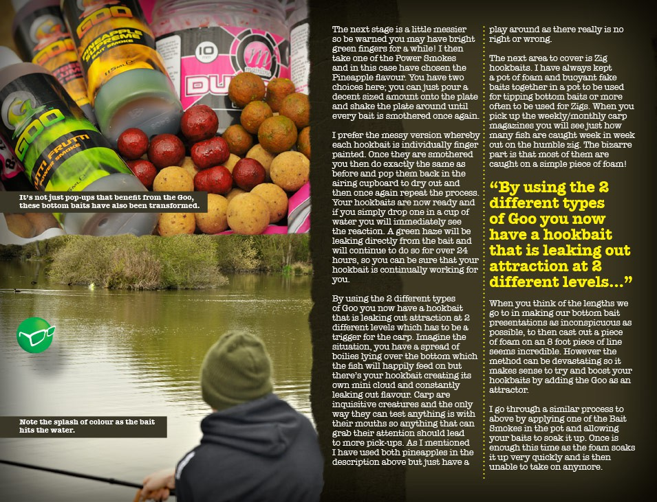 Incredible Hook Baits Made Easy - Neil Spooner