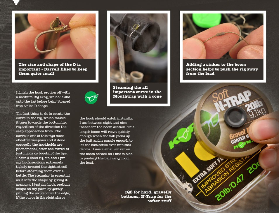 Why I Love The Hinged Stiff Rig - Darrell Peck
