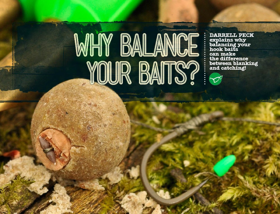 Why Balance Your Baits - Darrell Peck