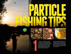 A particle fishing masterclass...