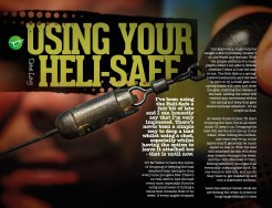Dave Levy's guide to the Heli-Safe system