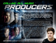 Produce Music for Korda!