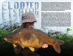 Floater Fishing Tips
