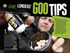 Making the most of the new range of Goo's.
