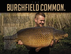 Scott Lloyd gives the full story behind his capture of the Burghfield Common!