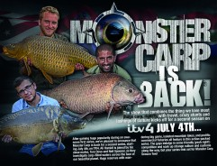 Monster Carp Series 2...all you need to know!