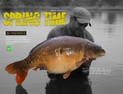 Spring fishing with Marc Cav