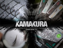 KAMAKURA - Precision Sharpened Hooks