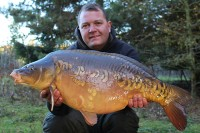 A heavily scaled mirror