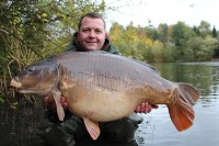 A new forty for the venue at 40lb 14oz