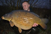 A complex lake record for Kev Brown