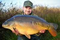 Best fish of the session at 24lb