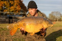 Michael banked six 20s during his 48 hour session