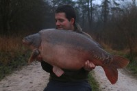 One of four over 50lb