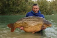 The stunning 'Immaculate Common' at 76lb for Rowan Hill