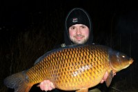 Dark 23lb of Winter Common for Laurence.