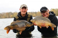 Gigantica boss Danny Fairbrass helped stock the new fish