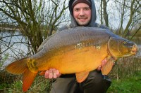 A cracking 25lb mirror within five minutes of starting