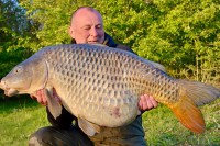 After a nine year quest for a 50lb common