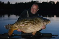Colin's PB common lasted all of nine minutes