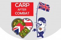 Carp after Combat has helped a lot of veterans