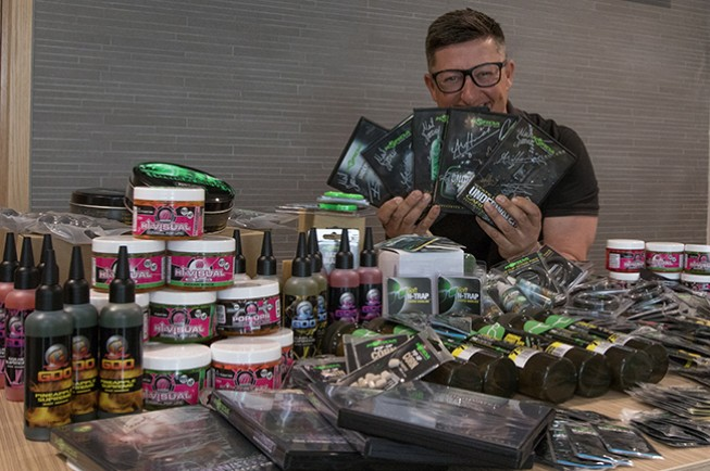 Loads of Korda goodies are up for grabs