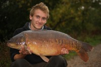 One of Tom's awesome 'Stow' carp