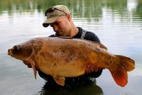 A new PB ghostie for Marc at 35lb 8oz