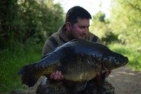 You'd be hard-pressed to find a carp with more character