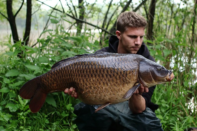 He thought he had hooked the Big Common
