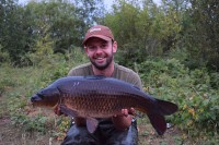 A 17lb common for James