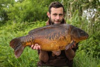 Carp don't come better looking than this 31-pounder
