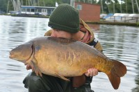 Returning a cracking old Cheshire mirror