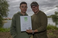 Dan learned plenty at this year's Carp Academy