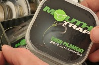 Simon uses Mouthtrap for his chod rigs