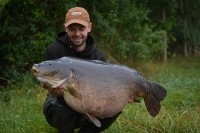 The Pig at a new lake record weight